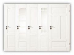 Beliebt Landhaustüren weiß: Massive Qualität für Ihre Räume! - Türen und GD54