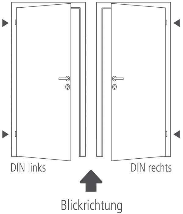 Standardmaße türen  Die 20 häufigsten Fragen beim Türenkauf - Türen und Beschlag Paul ...