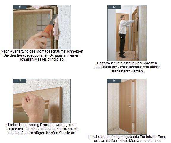 finest selection d7571 98335 Türen und Zargen einbauen - Türen und Beschlag Paul 24 GmbH