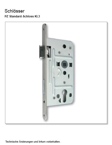 Bevorzugt Tür Stiba Plus 4FS - Türen und Beschlag Paul 24 GmbH LH09