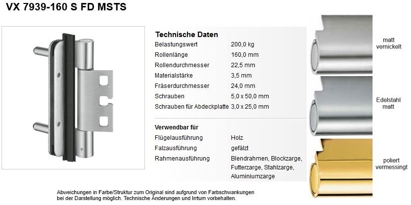 Stahlzarge maße  Wohnungseingangstüren von Jeldwen Moralt Wirus gefälzt HPL 0,8 mm ...