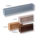 l ftungsgitter kunststoff s dmetall jetzt online bestellen auf beschlag t ren und. Black Bedroom Furniture Sets. Home Design Ideas