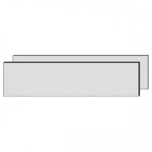briefeinwurf abdeckung aluminium von beschlag. Black Bedroom Furniture Sets. Home Design Ideas