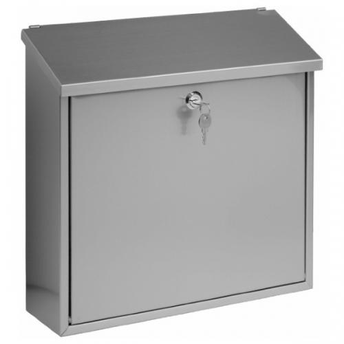 briefk sten edelstahl von beschlag kaufen t ren und beschlag paul 24 gmbh. Black Bedroom Furniture Sets. Home Design Ideas