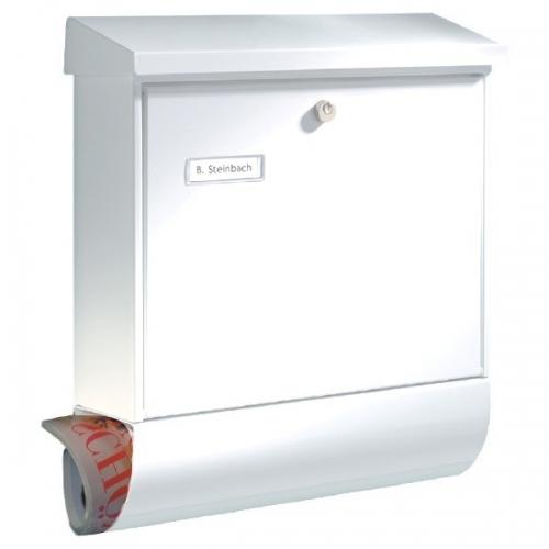briefk sten mit zeitungsbox kaufen beschlag. Black Bedroom Furniture Sets. Home Design Ideas
