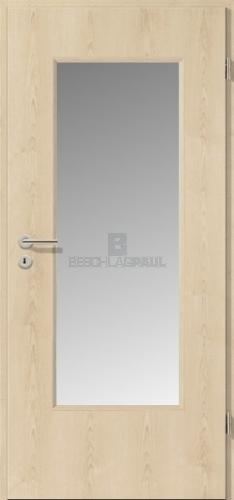 Top Lichtausschnitt-Türen von Jeldwen Moralt Wirus CPL Nova Ahorn LW22