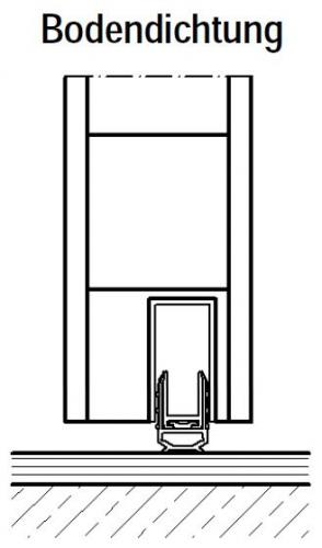 Wohnungseingangstür weiß  CPL Uni weiss Wohnungseingangstüren von Jeldwen Moralt Wirus ...