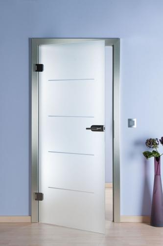 ganzglast ren mit rillenschliff in hochwertiger qualit t bestellen beschlag t ren. Black Bedroom Furniture Sets. Home Design Ideas