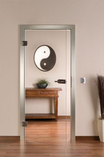 ganzglast ren mit sandstrahldesign online kaufen auf beschlag t ren und beschlag paul. Black Bedroom Furniture Sets. Home Design Ideas