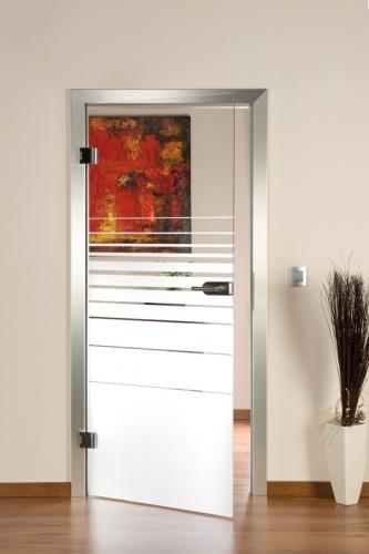 ambiente ganzglast ren mit siebdruck bechlag. Black Bedroom Furniture Sets. Home Design Ideas