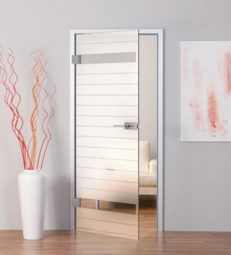 ganzglast r intersect 14 siebdruck von dorma t ren beschlag t ren und beschlag paul. Black Bedroom Furniture Sets. Home Design Ideas