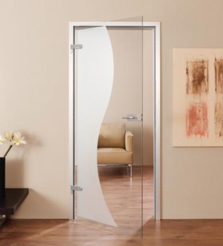 ganzglast r sensita 3 sandstrahldesign von dorma t ren. Black Bedroom Furniture Sets. Home Design Ideas