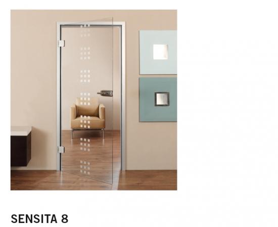 ganzglast r sensita 8 sandstrahldesign dorma g nstig im. Black Bedroom Furniture Sets. Home Design Ideas