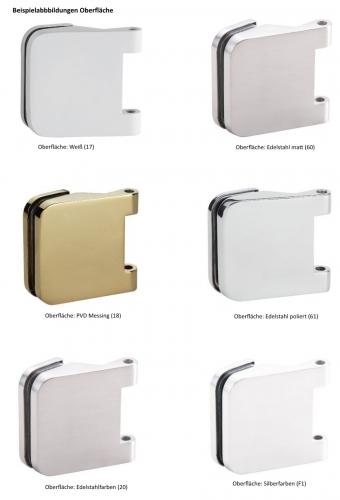 3 teilige glast rb nder online bestellen beschlag t ren und beschlag paul 24 gmbh. Black Bedroom Furniture Sets. Home Design Ideas