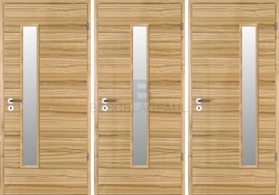 Innentüren mit lichtausschnitt  Lichtausschnitt-Türen von Jeldwen Moralt Wirus Echtholz furniert ...