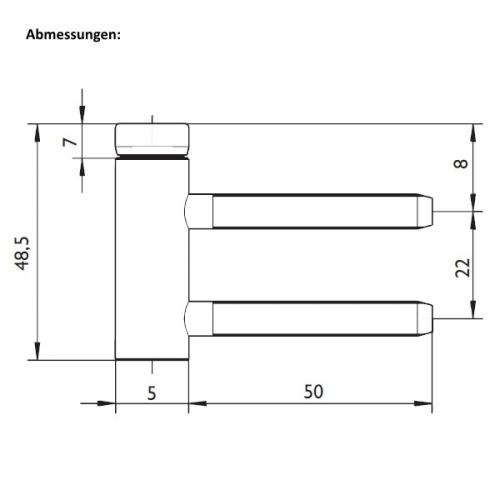 Gunstige Rahmenteile Fur Ganzglasturen Von Beschlag Paul De Gleich