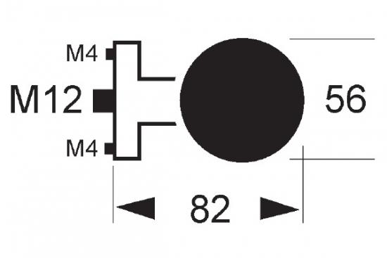 Drückergarnitur Türdrücker Modell Tilly-R verzinkt farblos lackiert BB// PZ// WC