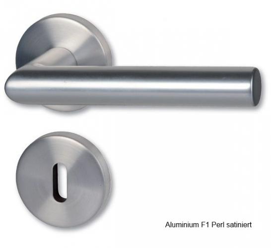 rosettengarnituren rund ronny top speed aluminium satiniert s dmetall online kaufen beschlag. Black Bedroom Furniture Sets. Home Design Ideas